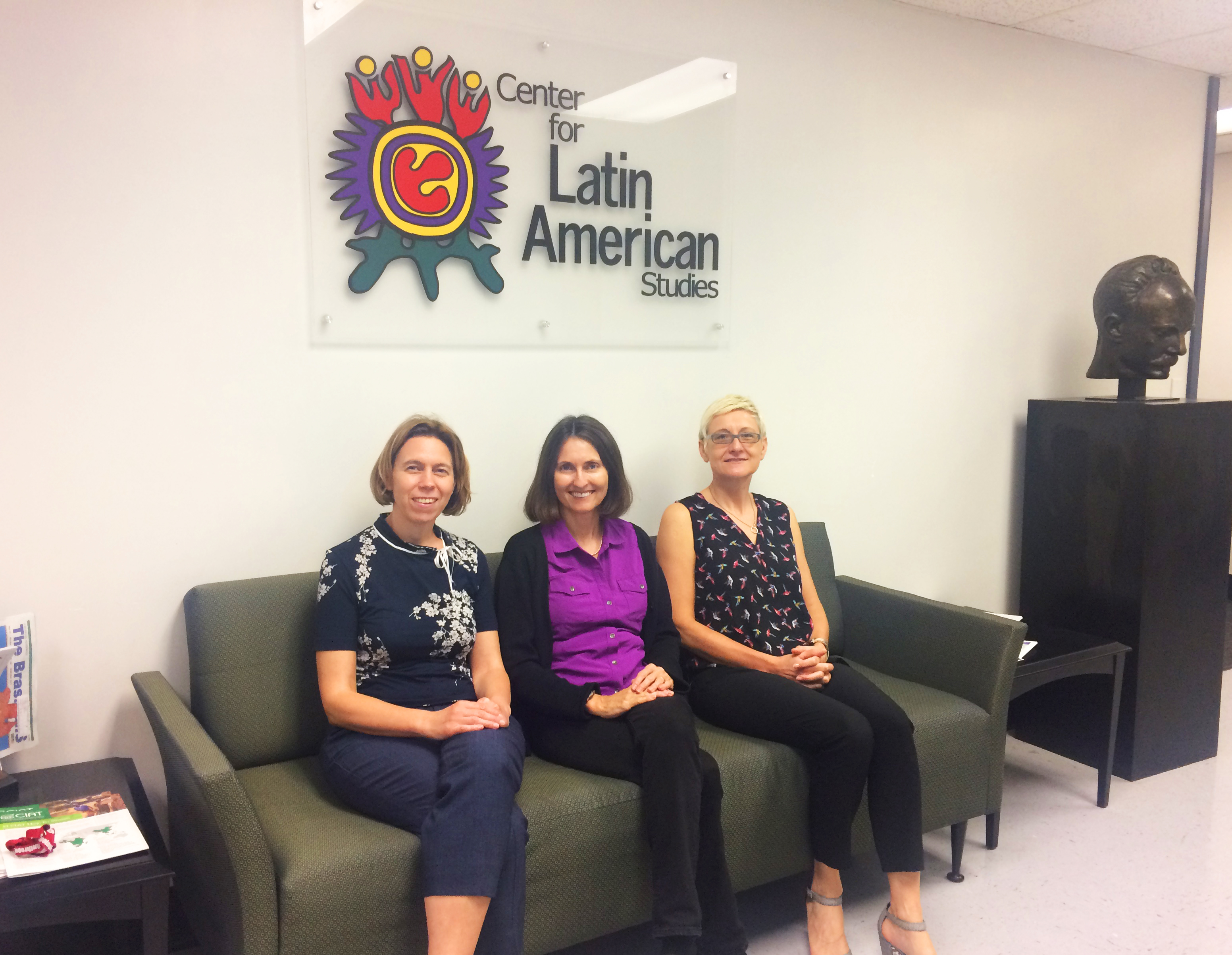 Center for Latin American Studies Welcomes two Visiting Scholars