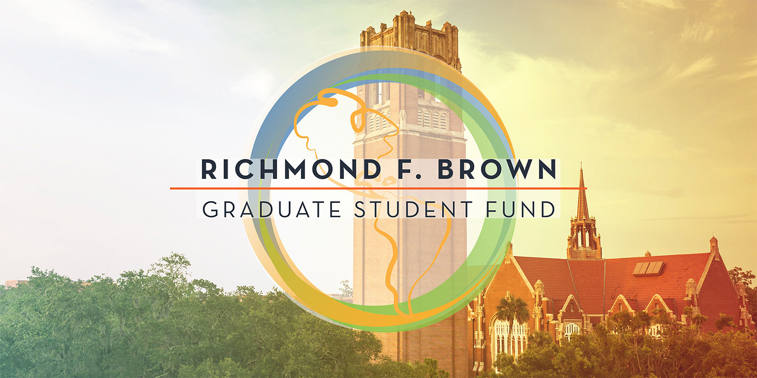 Richmond F. Brown Graduate Student Fund