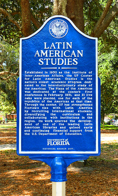 The UF Center For Latin American Studies